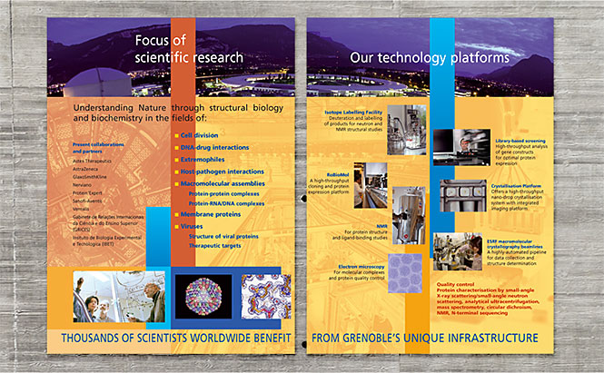 Centre for integrated Structural Biology (CISB) -  posters