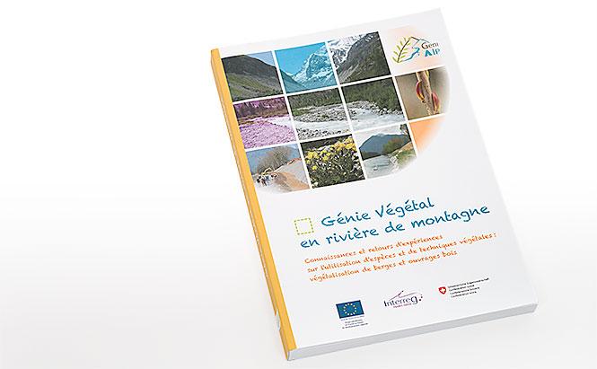 Géni'Alp - ouvrage sur le Génie Végétal en rivière de montagne