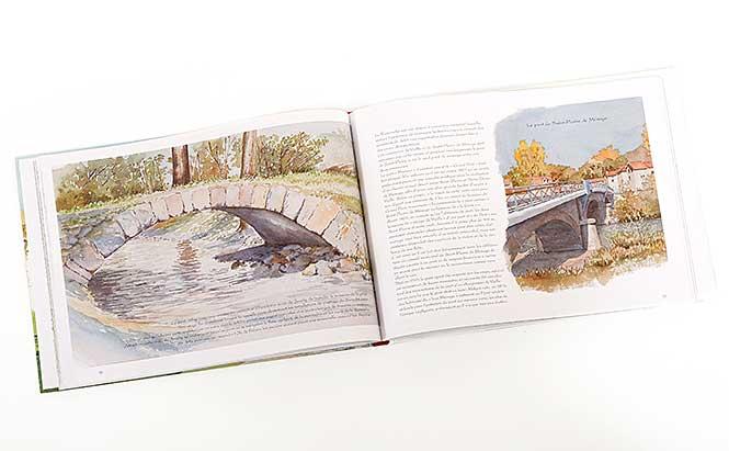 ROUVIDANT aquarelliste - monographie
