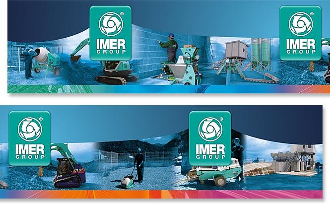 IMER visuels stand 2013
