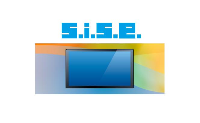 SISE - design graphique pour un stand